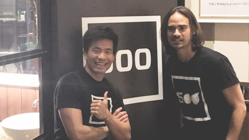500-Startups Khailee Ng Ashraf Sinclair | Photo
