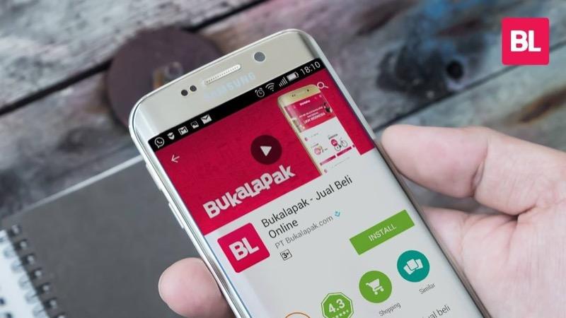 Bukalapak App for Bukalapak Development Competition 2017 | Photo