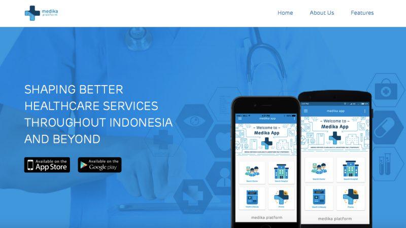 Medika App | Screenshot