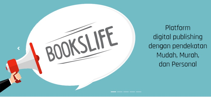 Bookslife | Screenshot - Home