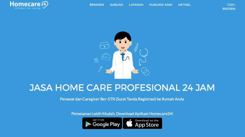 Homecare24 | Screenshot