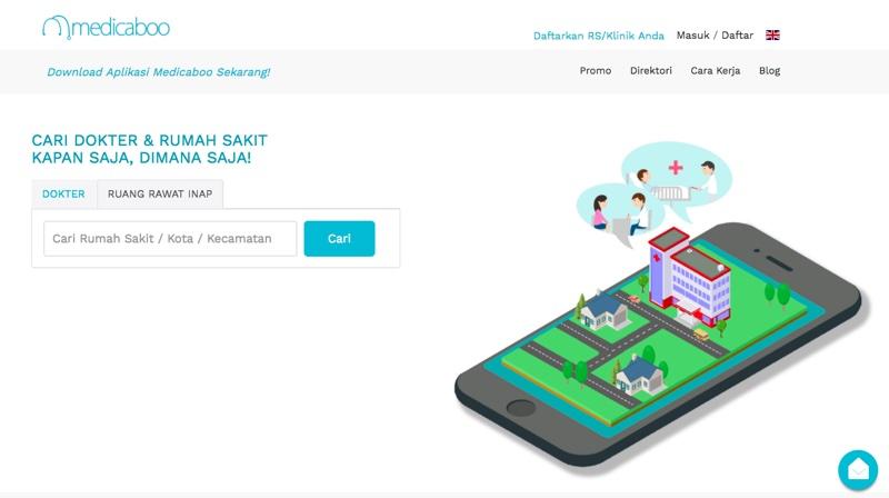 Medicaboo | Screenshot - web