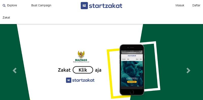 StartZakat | Screenshot