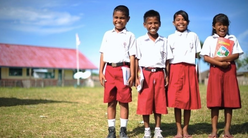 Anak Sekolah | Photo