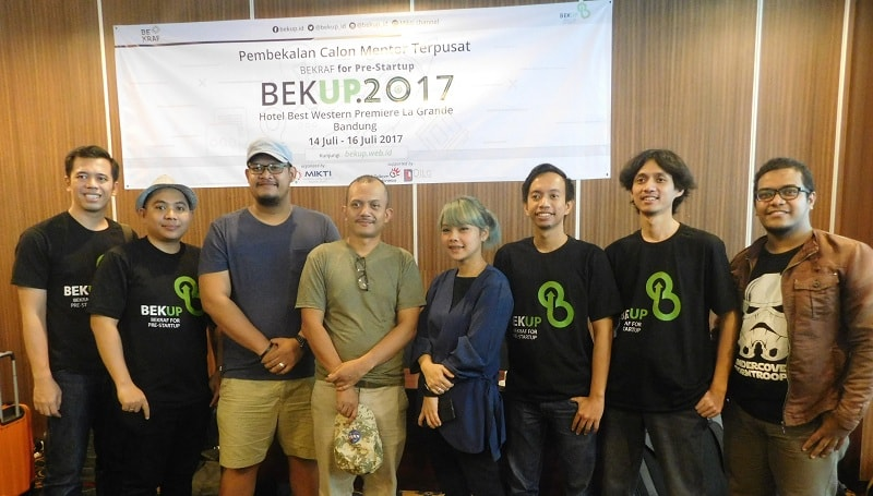 Koordinator Mentor BEKUP 2017 | Photo