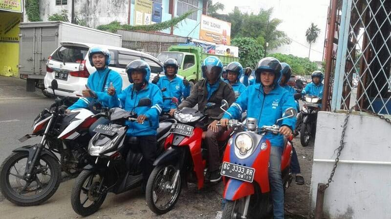 Mitra pengemudi Mang-Jek