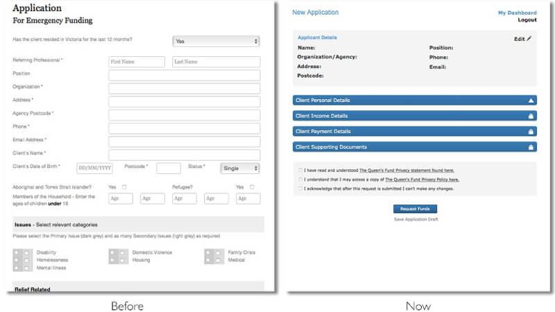 Online Form | Figure 1