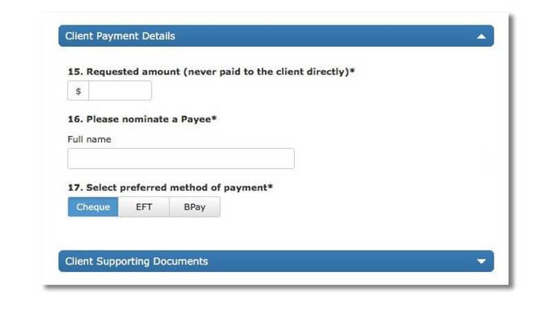 Online Form | Figure 2