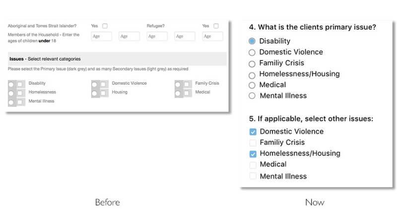 Online Form | Figure 3