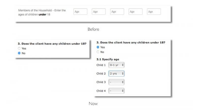 Online Form | Figure 5