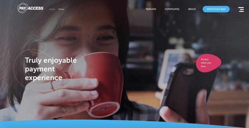 PayAccess | Screenshot