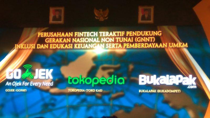 GO-JEK Raih Penghargaan Startup Fintech Dari Bank Indonesia