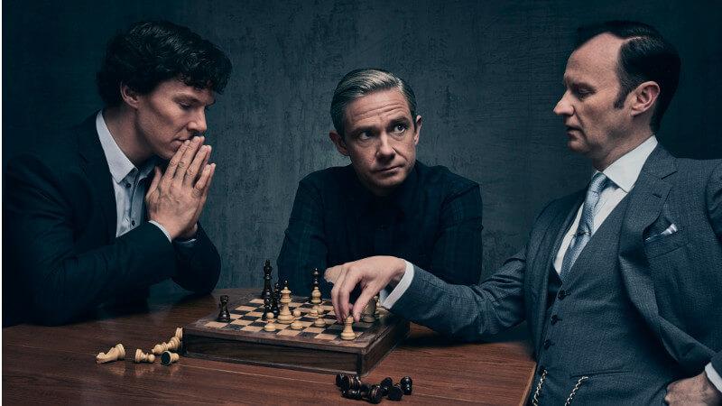 Sherlock | Photo 1