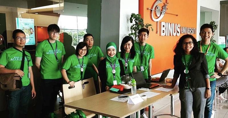 Binus Startup Accelerator | Photo
