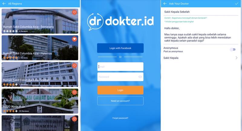 Dokter id | Screenshot