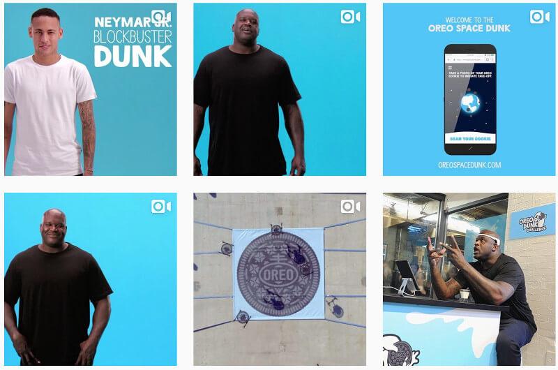 Instagram | Oreo Branding