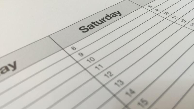 Membuat Konten | Kalender Medsos