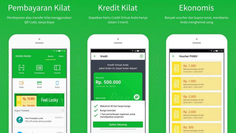 Pundi Pundi Aplikasi | Screenshot