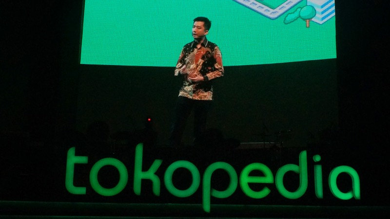 Tokopedia William | Photo
