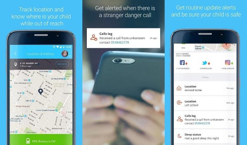 Bosco App | Screenshot