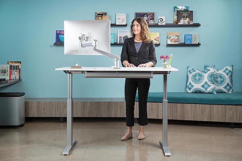 Cara Membuat Ruangan Kantor yang Nyaman | Meja Berdiri
