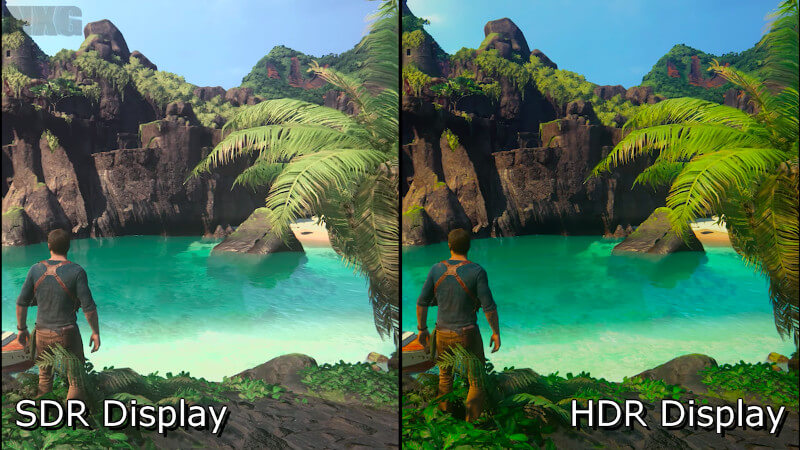 HDR | Uncharted 4