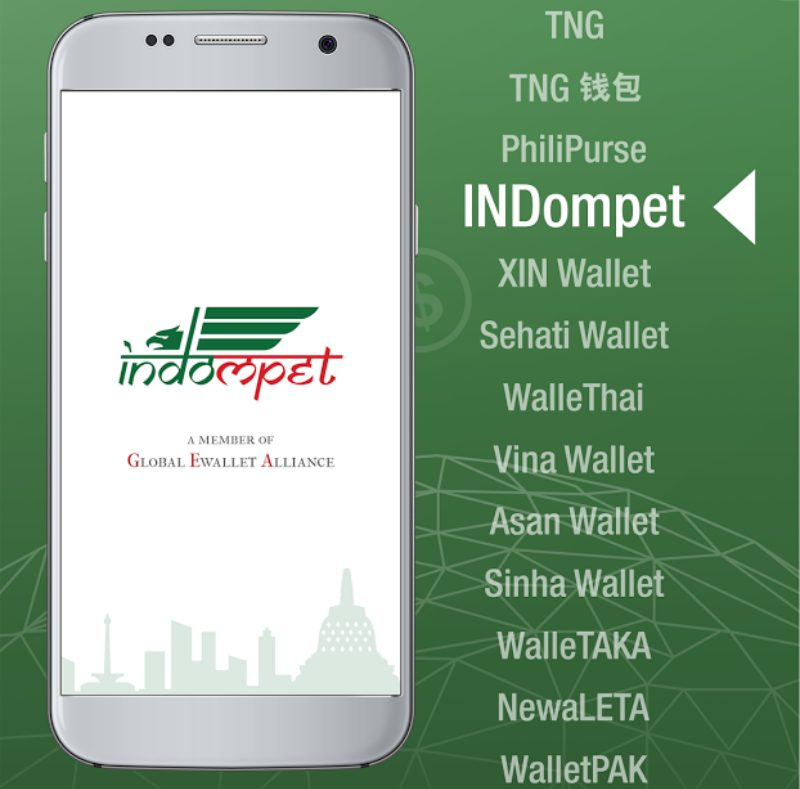 Indompet | Global EWallet Alliance