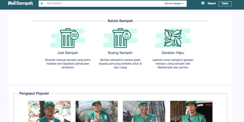 Mall Sampah | Screenshot