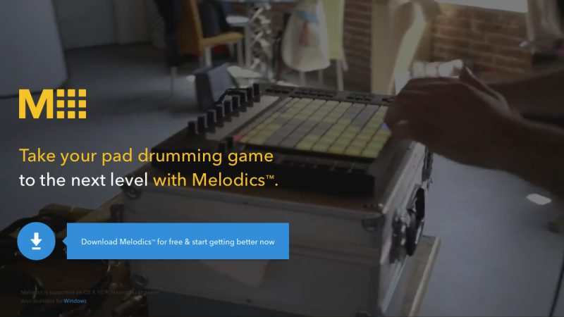Melodics | Screenshot