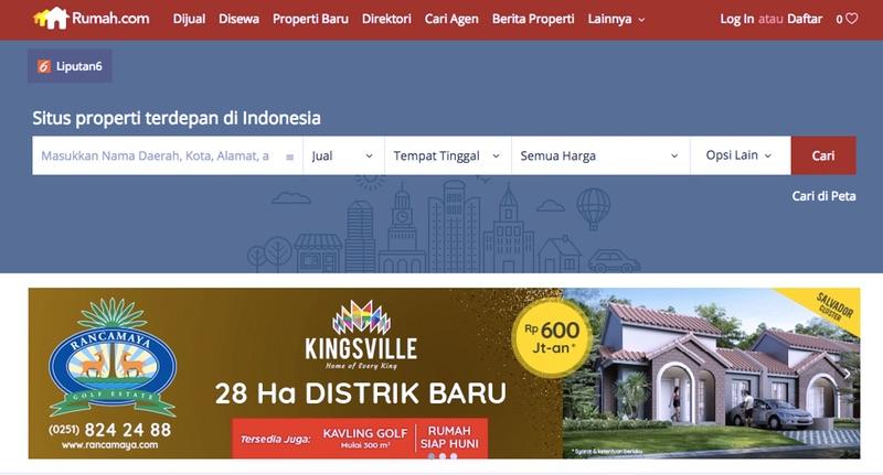 Rumah Com | Screenshot