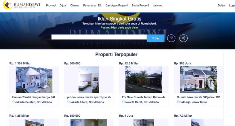 Rumah Dewi | Screenshot