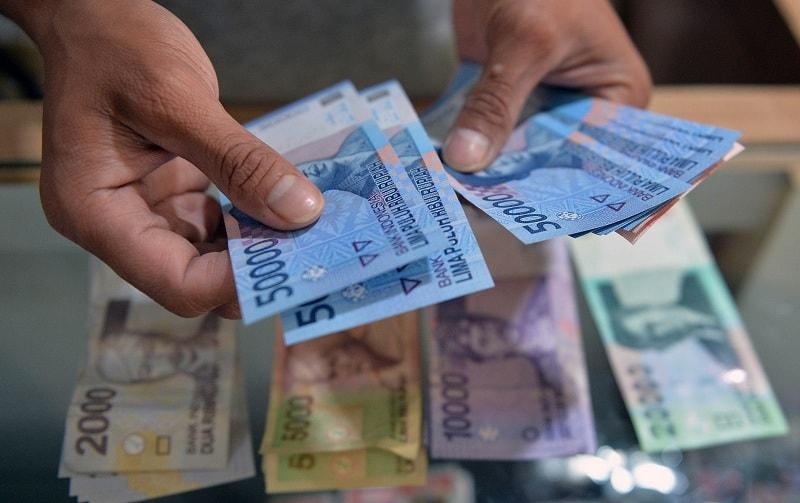 Uang rupiah | Ilustrasi