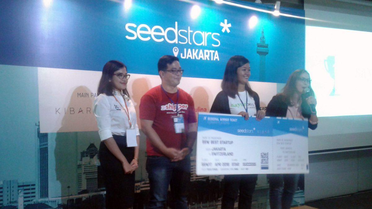 Seedstars World Jakarta 2017