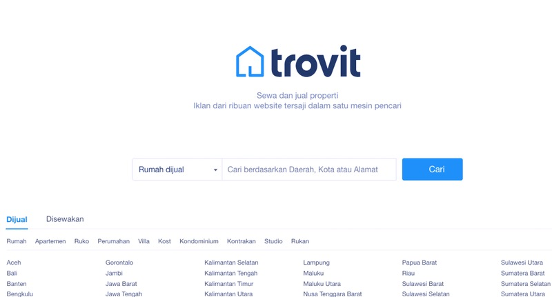 Trovit | Screenshot