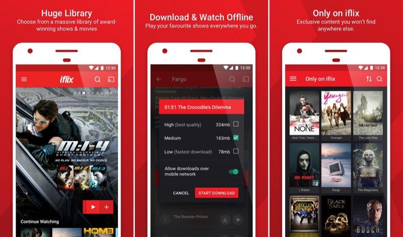 Daftar Aplikasi Streaming Film dan Serial TV di Indonesia