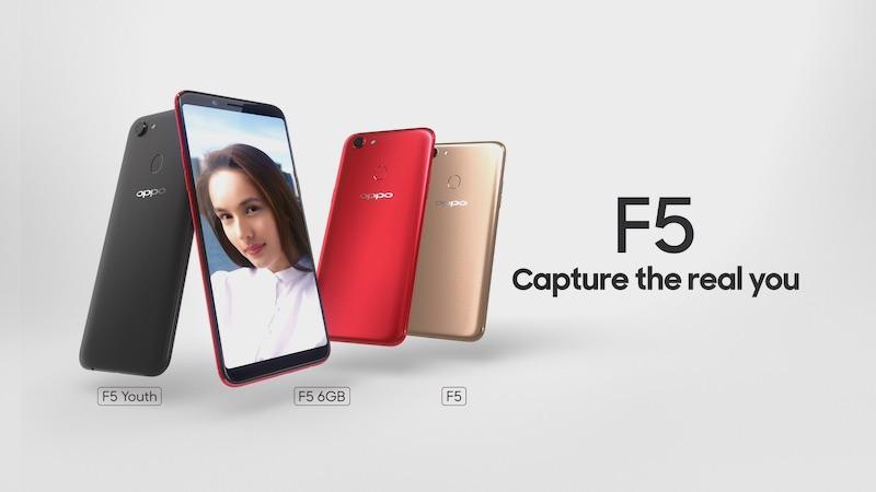 Harga Handphone | Oppo F5