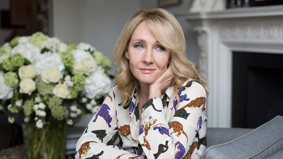 J.K. Rowling | Featured