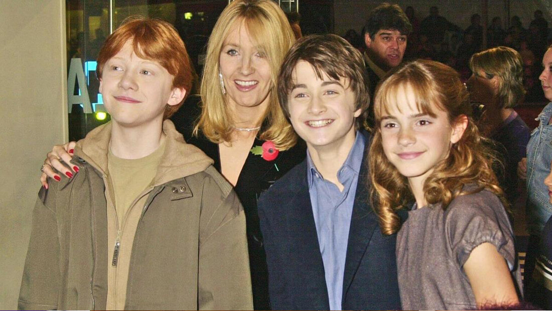 J.K. Rowling | Photo 2