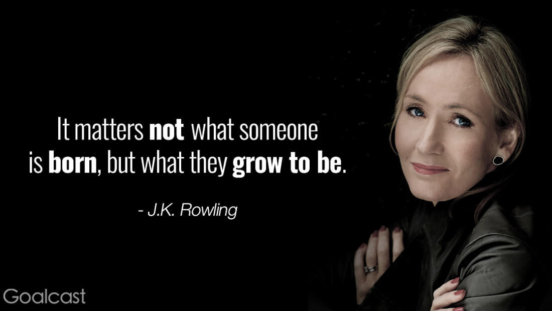 J.K. Rowling | Quote
