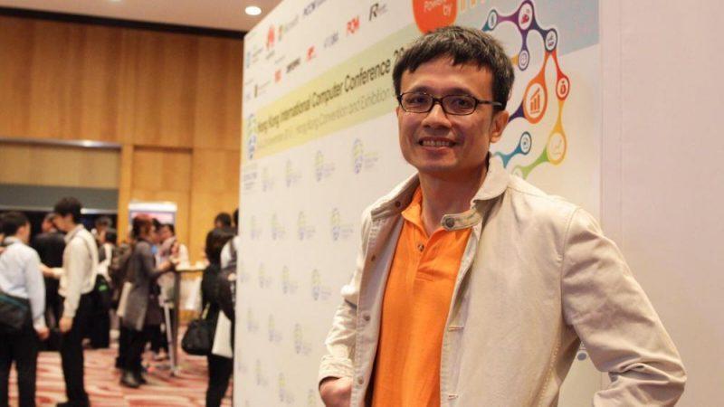 Lalamove CEO Shing Chow