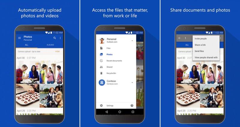 Microsoft OneDrive | Screenshot