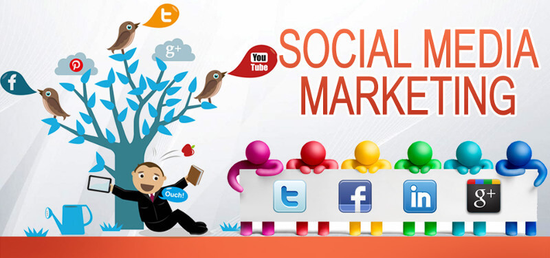Social Media Marketing | Illustration 1