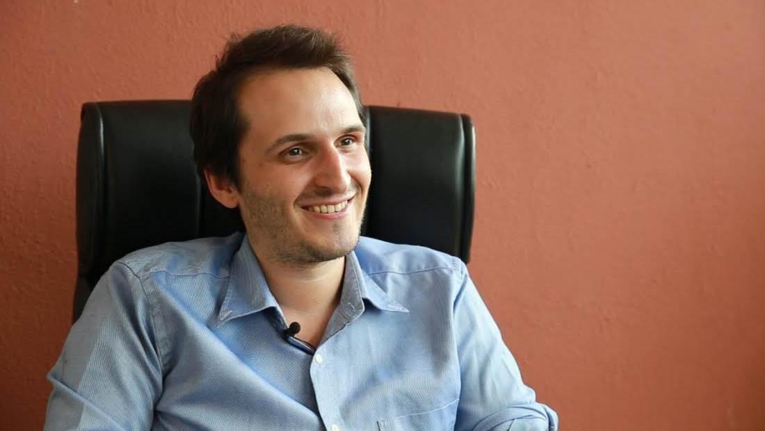 Alodokter CEO nathanael Faibis