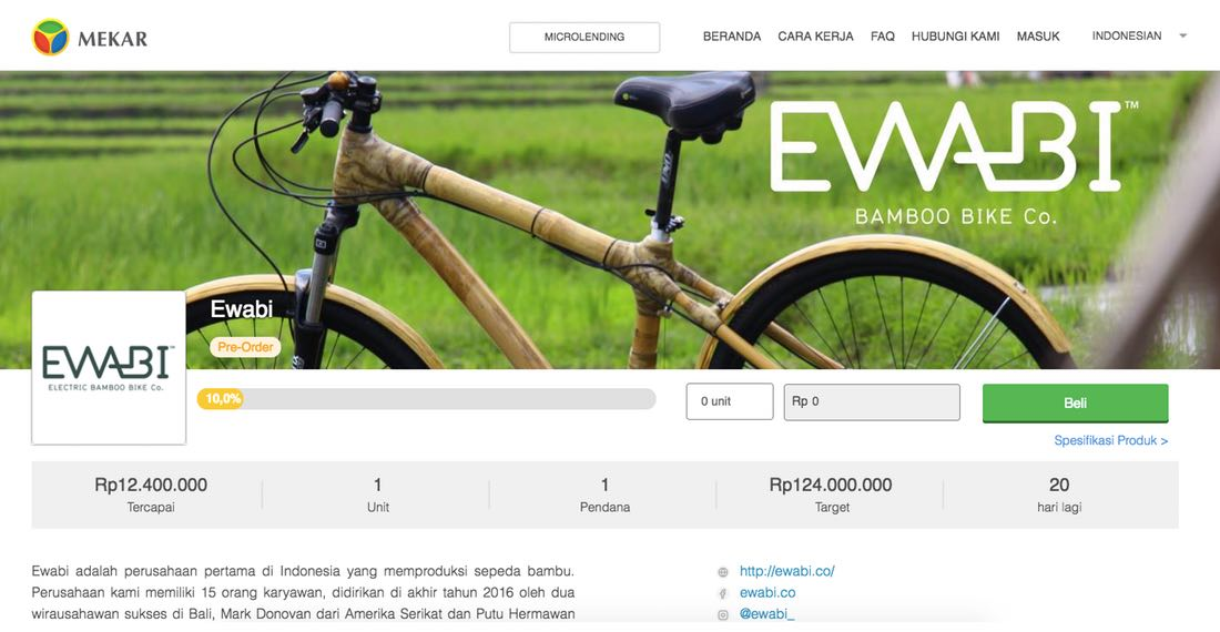 Ewabi | Screenshot