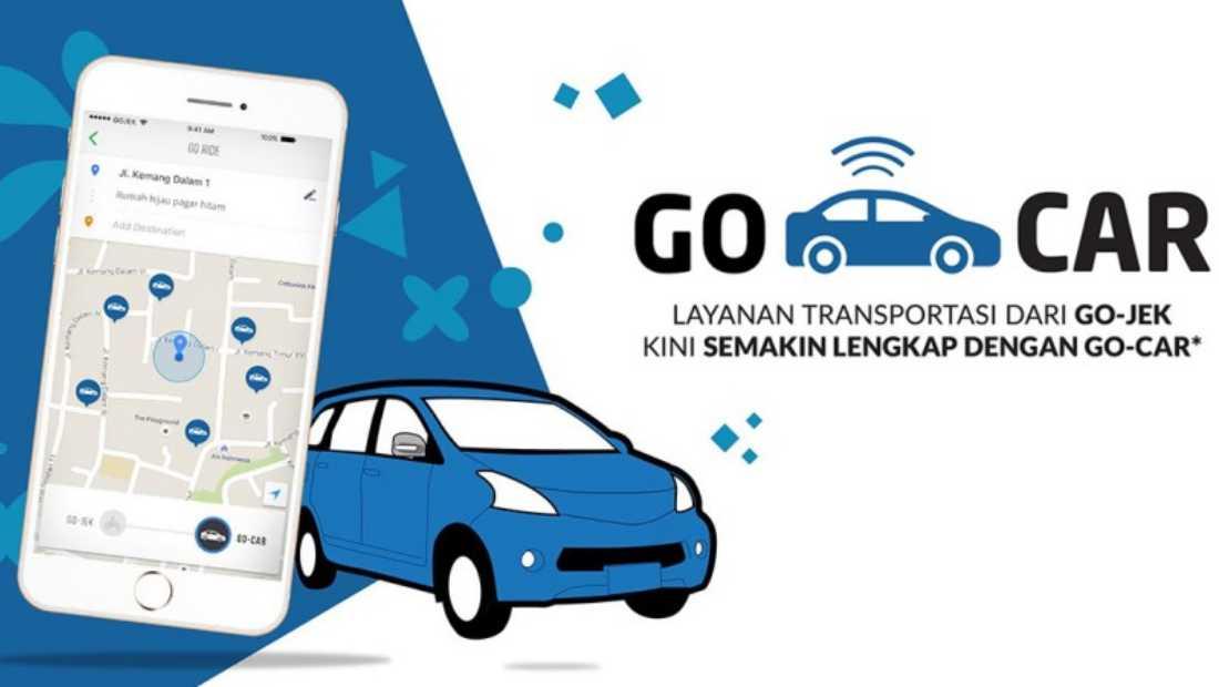 GO-CAR Aplikasi GO-JEK