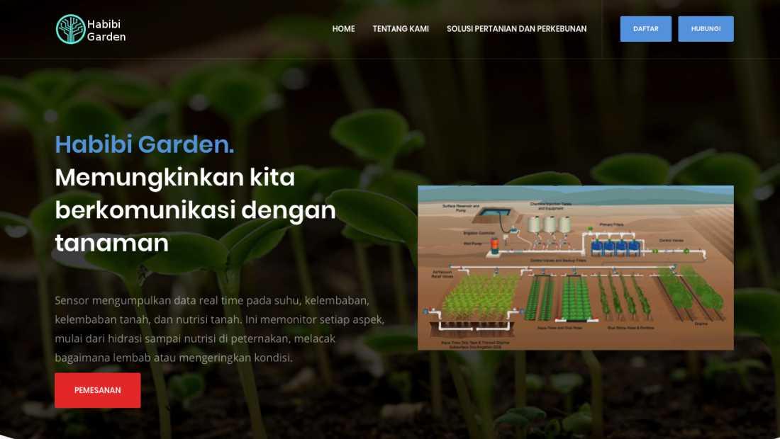Habibi Garden | Screenshot