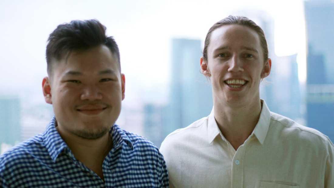 Mobilkamu Founder Wilton & Kalen