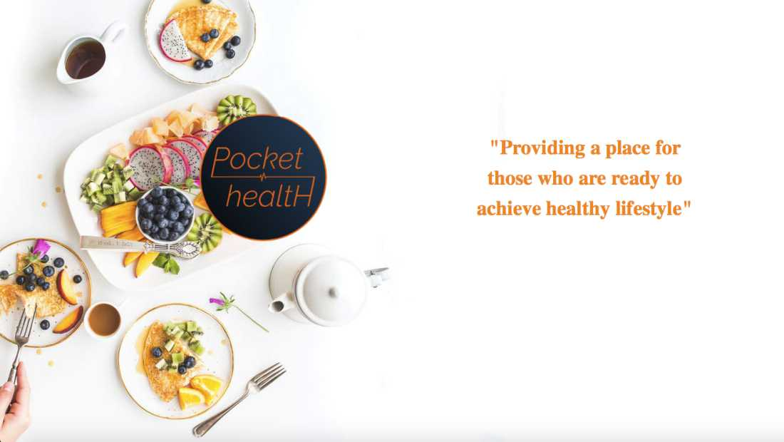 Pocket Health | Screenshot