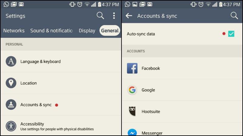 Tip Mengatasi Android Lemot | Auto Sync
