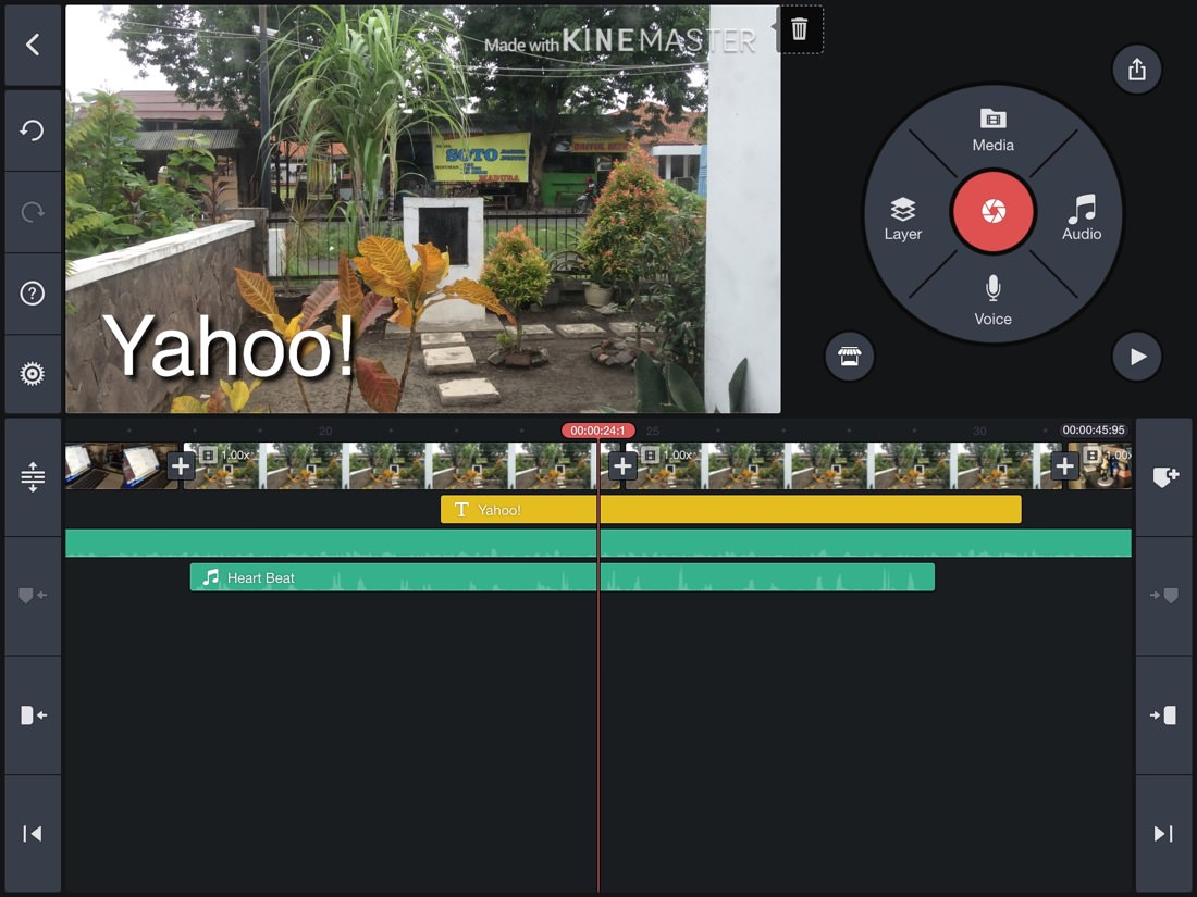 Video Edit App | Kinemaster